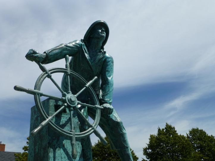 Gloucester Fisherman landmark.