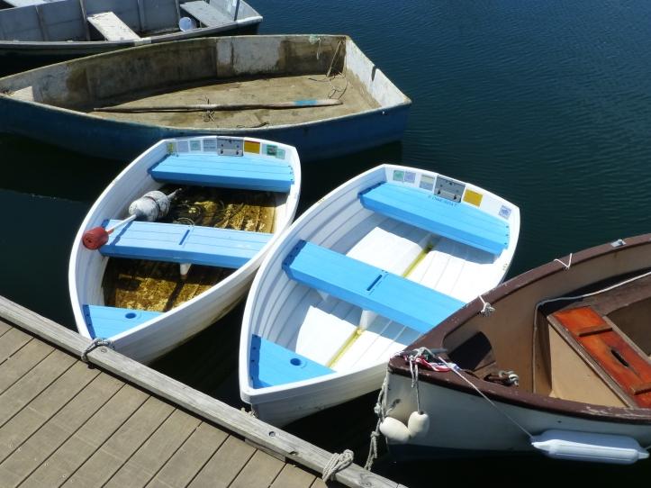 Random boats.
